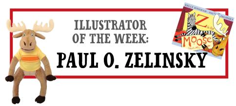 IllustratoroftheWeekPaulOZelinsky
