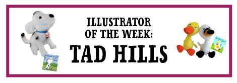 IllustratoroftheWeekTadHills